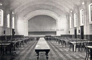 Page 30, Dining, recreation hall