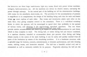 Page 10, General description of the building