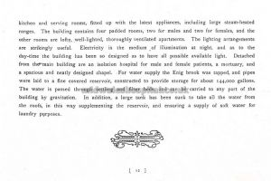 Page 12, General description of the building