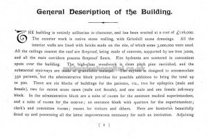 Page 08, General description of the building