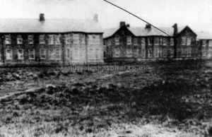 1902 The Asylum Nearing Completion