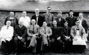 Male Staff 1960 Including Artisans