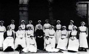 Nursing Staff 1920's