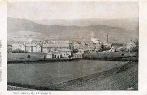 Asylum from afar, 1906
