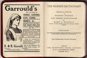 The Nurses Dictionary