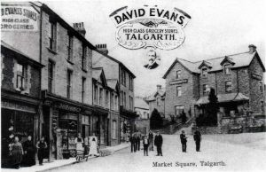 Market Square, Talgarth