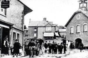 Market Square, 1905