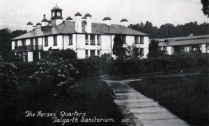 Nurses Quarters - Talgarth Sanatorium