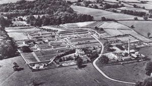 Talgarth Tb Sanitorium 1954