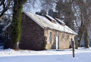 Mortuary Jan 2010 in The Snow