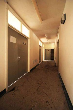 Clinic corridor