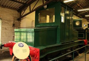 Armley mills similar train