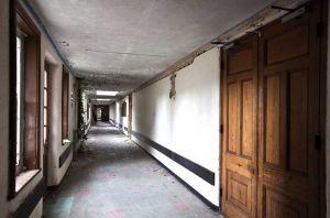 Talgarth Ballroom Corridor
