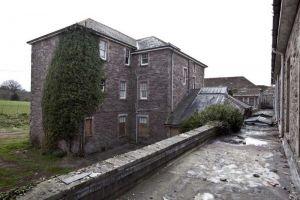 Talgarth Corridor Roof