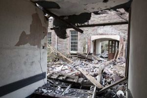 Talgarth Demolition