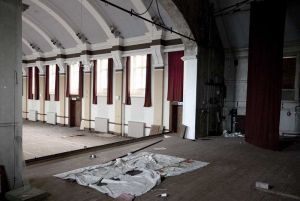 Ballroom, Stage