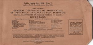 Certificate of Notification