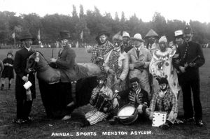Annual sports day 1914