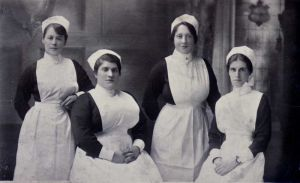Nursing Staff, circa 1900