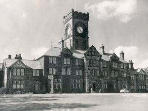 High Royds Hospital, June 1965