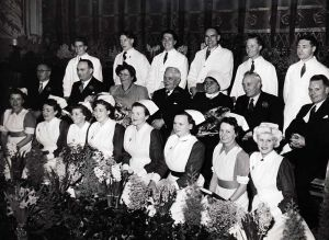 Nursing Staff Awards - The 1960's