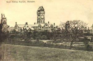 Menston  asylum, the early days