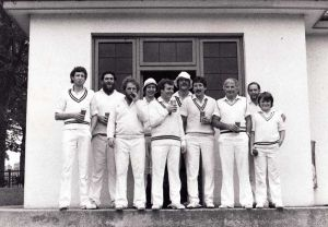 Cricket Team 1970's