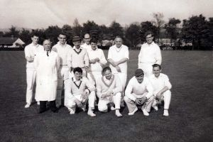 J Swift, J Riggott, E Norton, J Ramsey, D Thackeray, R Stead
