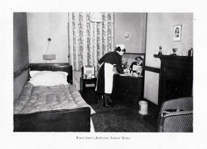 Ward Sisters Bedroom